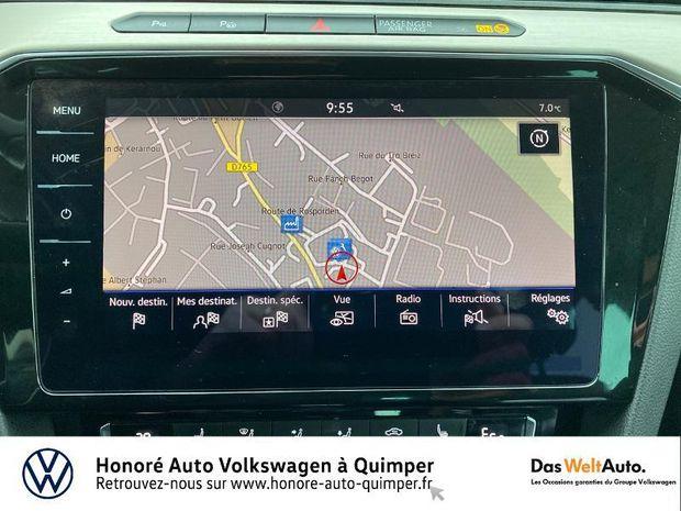 Photo miniature de la Volkswagen Passat SW 1.4 TSI 218ch GTE DSG6 2017 d'occasion