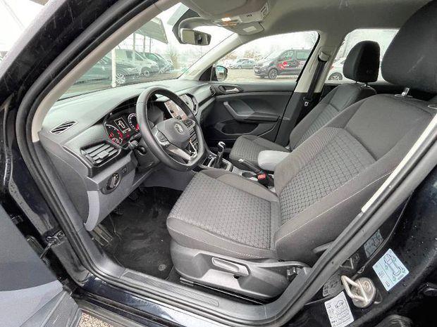 Photo miniature de la Volkswagen T-cross 1.0 TSI 95ch Lounge 2019 d'occasion