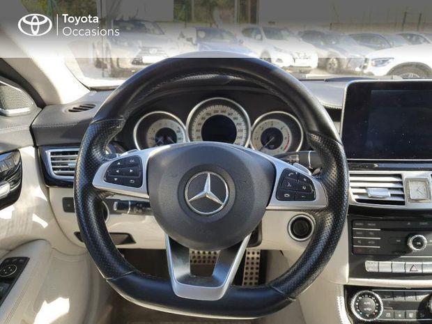 Photo miniature de la Mercedes Classe CLS CLS Shooting Brake 350 d Sportline 4Matic 9G-Tronic 2016 d'occasion