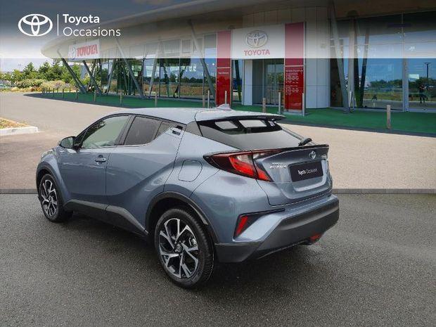 Photo miniature de la Toyota C-HR 122h Edition 2WD E-CVT MY20 2021 d'occasion