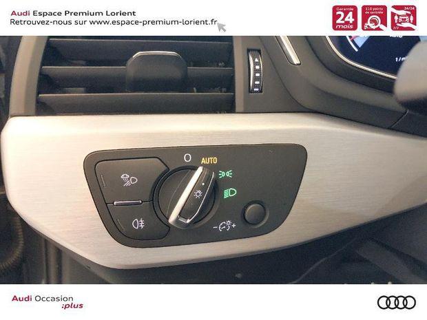 Photo miniature de la Audi A4 Avant 35 TDI 163ch S line S tronic 7 9cv 2020 d'occasion
