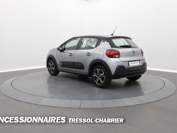 Photo miniature de la Citroën C3 PureTech 82 Graphic 2020 d'occasion