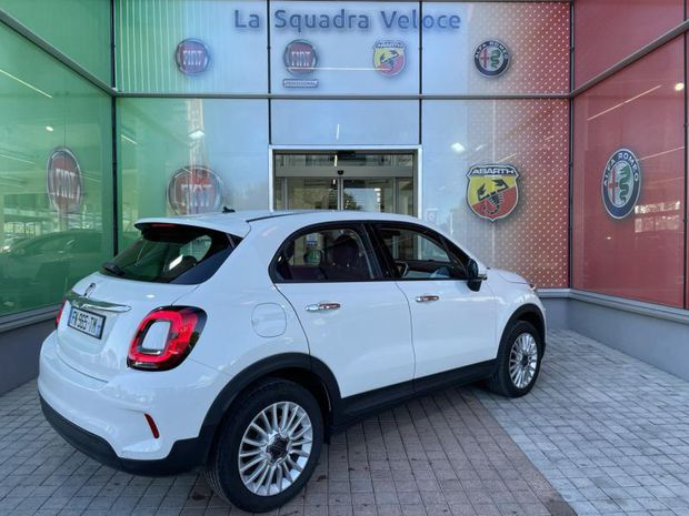 Photo miniature de la Fiat 500X 1.3 FireFly Turbo T4 150ch Lounge DCT 2020 d'occasion