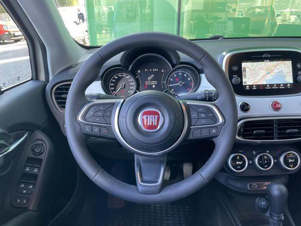 Photo miniature de la Fiat 500X 1.3 FireFly Turbo T4 150ch Lounge DCT 2020 d'occasion