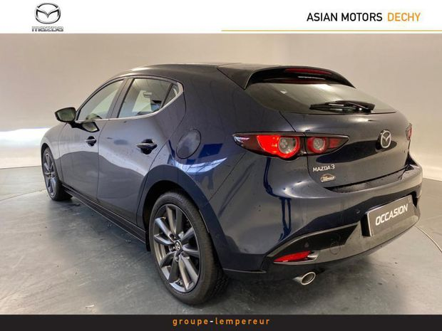 Photo miniature de la Mazda Mazda3 Mazda 3 2.0 Skyactiv-G M-Hybrid 122ch Style Evap 2020 d'occasion