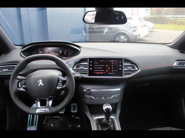 Photo miniature de la Peugeot 308 1.2 PureTech 130ch S&S GT Pack 2020 d'occasion