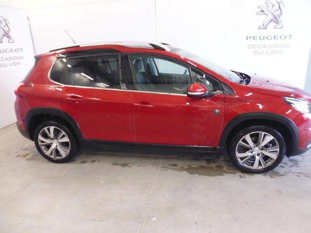 Photo miniature de la Peugeot 2008 1.2 PureTech 130ch E6.c Crossway S&S EAT6 6cv 2019 d'occasion