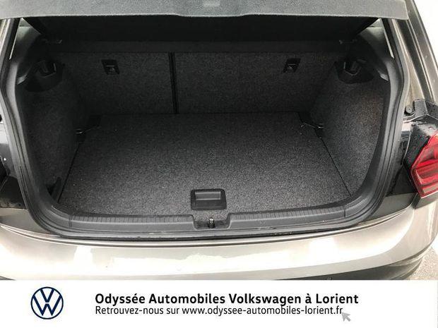 Photo miniature de la Volkswagen Polo 1.6 TDI 95ch Connect DSG7 Euro6d-T 2019 d'occasion
