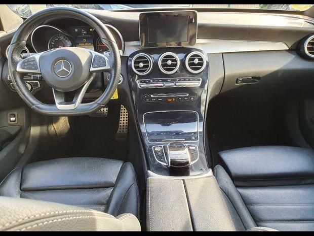 Photo miniature de la Mercedes Classe C 220 d Sportline 7G-DCT 2017 d'occasion