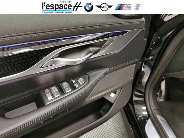 Photo miniature de la BMW Serie 7 745eA 394ch M Sport 2020 d'occasion