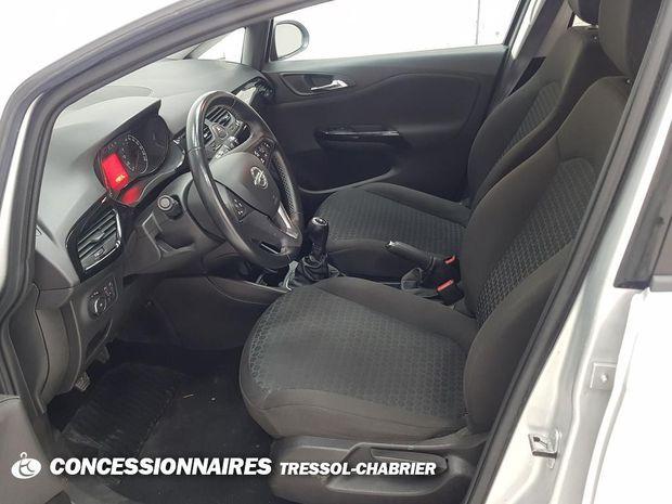 Photo miniature de la Opel Corsa 1.4 90 ch Edition 2017 d'occasion