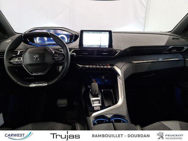 Photo miniature de la Peugeot 3008 1.2 PureTech 130ch S&S GT Line EAT8 2021 d'occasion