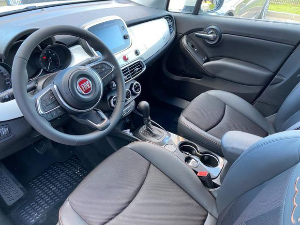 Photo miniature de la Fiat 500X 1.3 FireFly Turbo T4 150ch Lounge DCT 2021 d'occasion