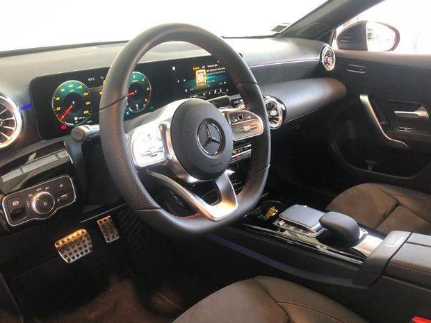 Photo miniature de la Mercedes Classe A Berline 200 d 150ch AMG Line 8G-DCT 8cv 2021 d'occasion