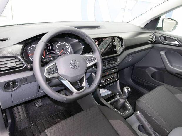 Photo miniature de la Volkswagen T-cross 1.0 TSI 115 Start/Stop BVM6 Lounge 2020 d'occasion