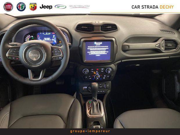 Photo miniature de la Jeep Renegade 1.3 GSE T4 240ch 4xe S AT6 2021 d'occasion