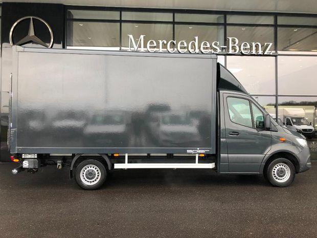 Photo miniature de la Mercedes Sprinter 316 43 CAISSE/HAYON 35900ht 2019 d'occasion
