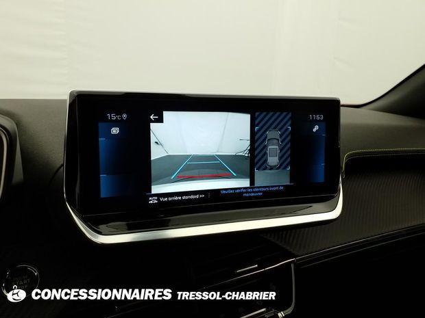 Photo miniature de la Peugeot 2008 PureTech 155 S&S EAT8 GT Pack 2020 d'occasion