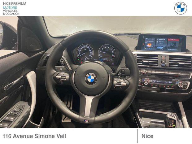 Photo miniature de la BMW Serie 2 Série 2 Cabriolet 218iA 136ch M Sport 7cv 2020 d'occasion