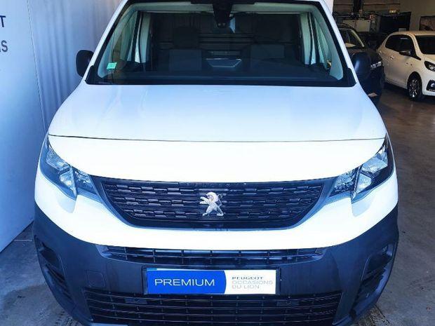 Photo miniature de la Peugeot Partner Standard 1000kg BlueHDi 75ch Pro 4cv 2020 d'occasion
