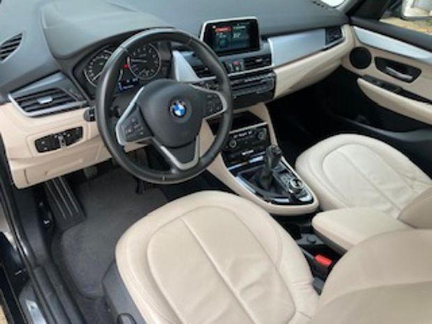Photo miniature de la BMW Serie 2 Gran Tourer 216i 102ch Luxury 2017 d'occasion