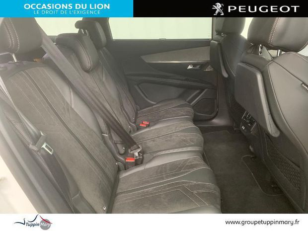 Photo miniature de la Peugeot 5008 1.6 PureTech 180ch S&S GT Pack EAT8 2020 d'occasion