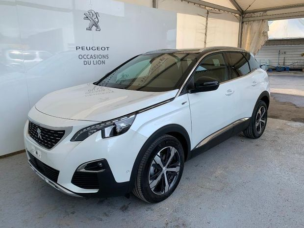 Photo miniature de la Peugeot 3008 2.0 BlueHDi 180ch S&S GT EAT8 2020 d'occasion