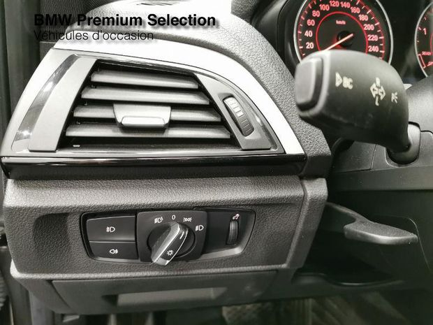 Photo miniature de la BMW Serie 1 118dA 150ch Sport 5p 2016 d'occasion