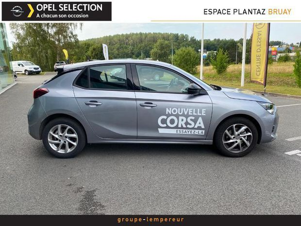 Photo miniature de la Opel Corsa 1.2 Turbo 100ch GS Line 2020 d'occasion