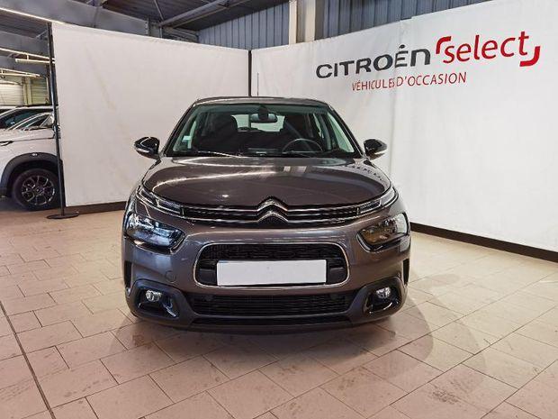 Photo miniature de la Citroën C4 Cactus BlueHDi 100ch S&S Feel E6.d-TEMP 2019 d'occasion