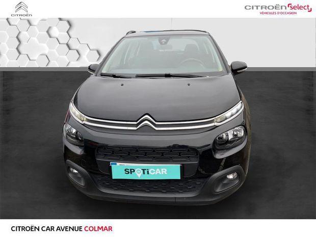 Photo miniature de la Citroën C3 PureTech 68ch Feel E6.d-TEMP 2018 d'occasion