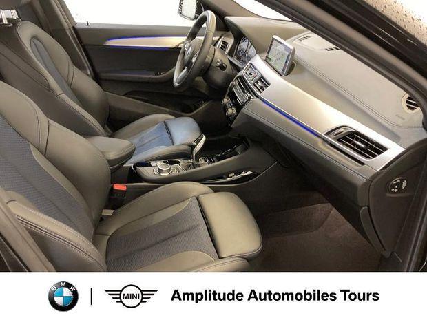 Photo miniature de la BMW X2 sDrive18dA 150ch M Sport Euro6d-T 2019 d'occasion