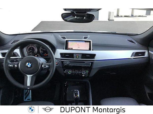 Photo miniature de la BMW X2 sDrive18dA 150ch M Sport X Euro6d-T 2021 d'occasion