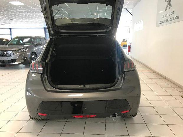 Photo miniature de la Peugeot 208 1.2 PureTech 100ch S&S Allure EAT8 2020 d'occasion