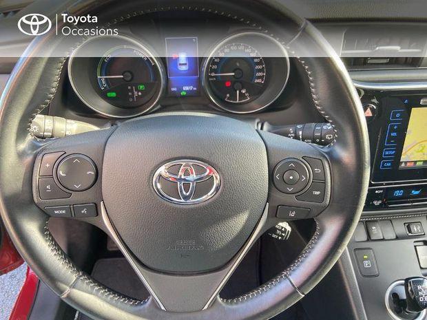 Photo miniature de la Toyota Auris Touring Sports HSD 136h Collection 2017 d'occasion