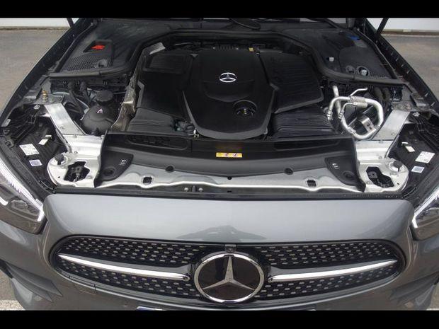 Photo miniature de la Mercedes Classe E Coupe 400 d 330ch AMG Line 4Matic 9G-Tronic 2020 d'occasion