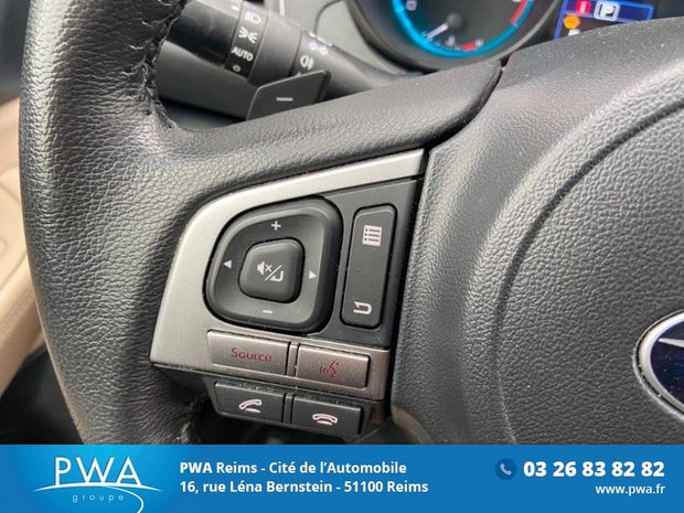 Photo miniature de la Subaru Outback 2.0D 150ch Exclusive Eyesight Lineartronic 2017 d'occasion