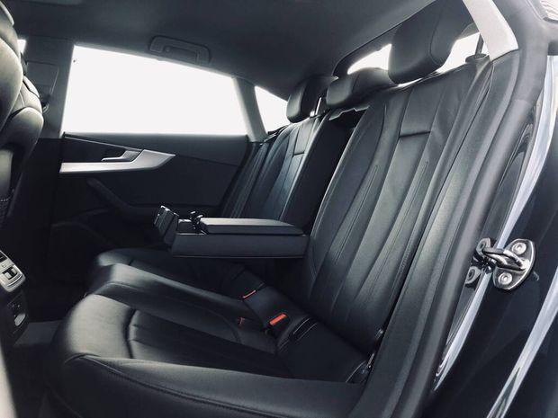 Photo miniature de la Audi A5 Sportback 40 TFSI 190 S tronic 7 Design Luxe 2019 d'occasion