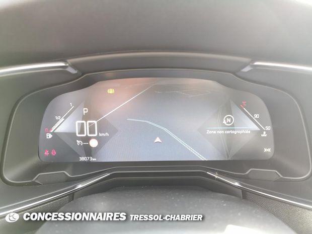 Photo miniature de la DS DS 7 DS7 Crossback PureTech 225 EAT8 Performance Line+ 2018 d'occasion