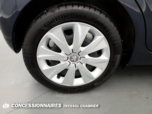 Photo miniature de la Peugeot 108 1.0 VTi 68ch BVM5 Style 2017 d'occasion