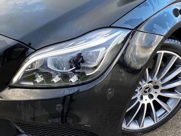Photo miniature de la Mercedes Classe CLS CLS Shooting Brake 350 d Sportline 4Matic 9G-Tronic 2017 d'occasion