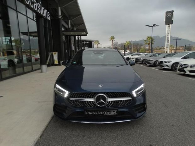 Photo miniature de la Mercedes Classe A 180 136ch AMG Line 7G-DCT 2020 d'occasion
