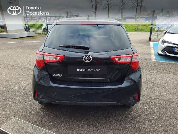 Photo miniature de la Toyota Yaris 70 VVT-i Design Y20 5p MY19 2020 d'occasion