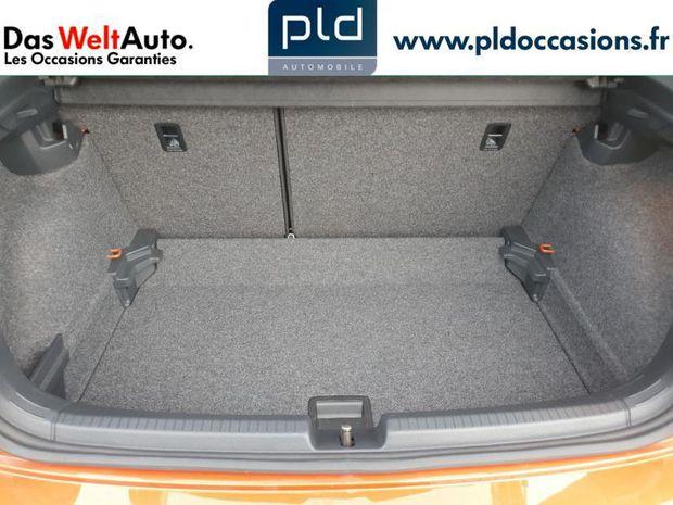 Photo miniature de la Volkswagen Polo 1.6 TDI 95ch R-Line DSG7 Euro6d-T 2020 d'occasion