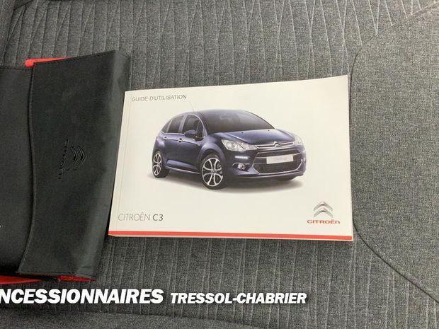 Photo miniature de la Citroën C3 BlueHDi 75 Feel Edition 2017 d'occasion