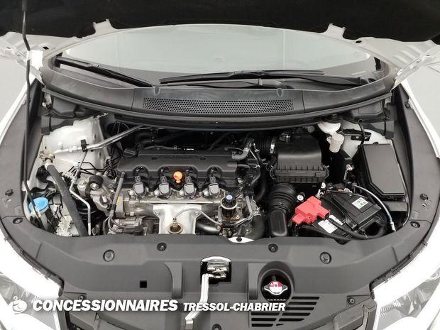 Photo miniature de la Honda Civic 1.8 i-VTEC 142 Vaillante 2016 d'occasion