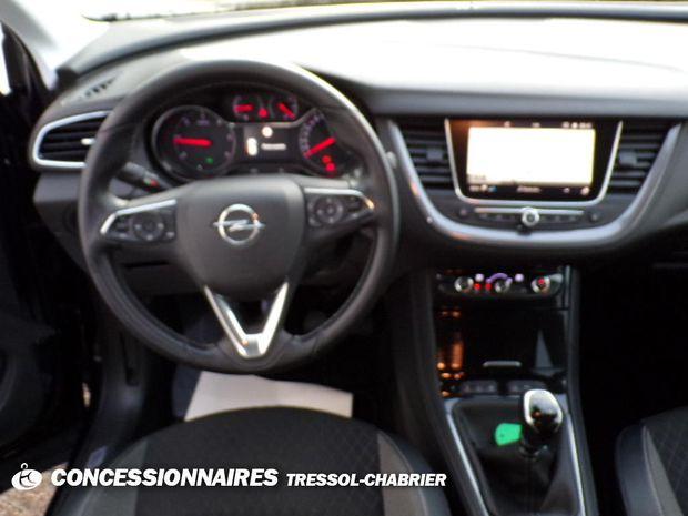 Photo miniature de la Opel Grandland X 1.6 D 120 ch ECOTEC Innovation 2018 d'occasion