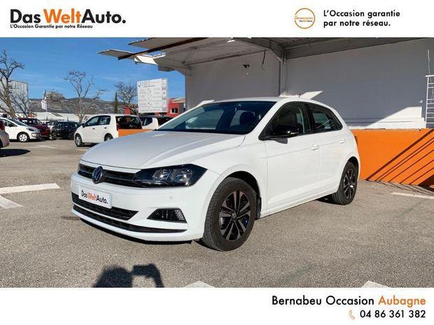 Photo miniature de la Volkswagen Polo 1.0 TSI 95ch IQ.Drive Euro6d-T 2019 d'occasion