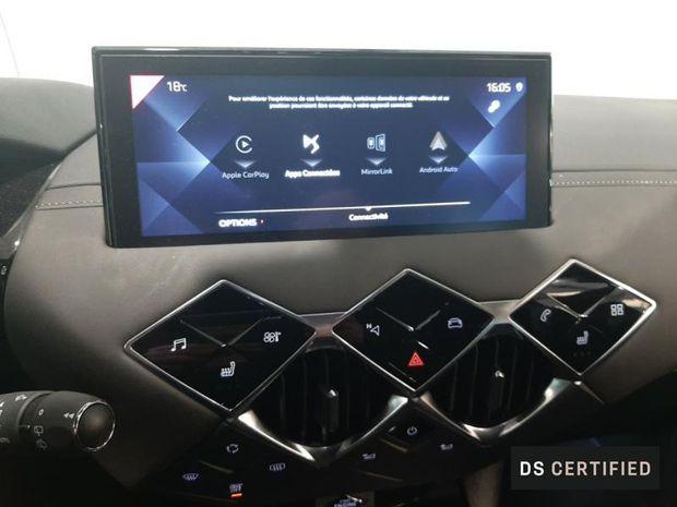 Photo miniature de la DS DS 3 Crossback PureTech 155ch Grand Chic Automatique 114g 2019 d'occasion
