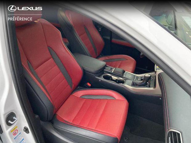Photo miniature de la Lexus NX 300h 4WD F SPORT 2017 d'occasion
